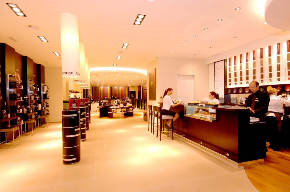 Nespresso | Paris | Agence Francis Krempp & Concept Consult Architectes