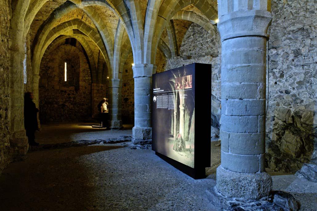 Musée du Château de Chillon | Museum Développement MCDO Sàrl