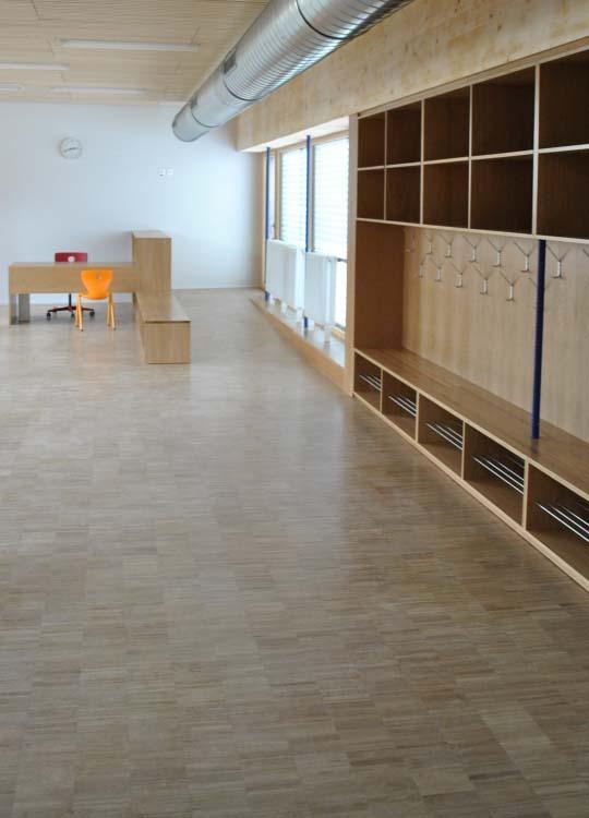 Collège de Froideville | P. de Benoit & Wagner Architectes SA