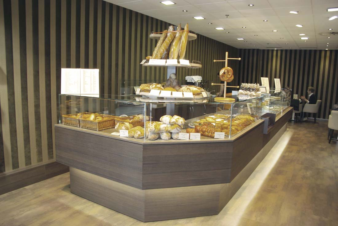 Confiserie Christian Boillat | Signy | Concept RS