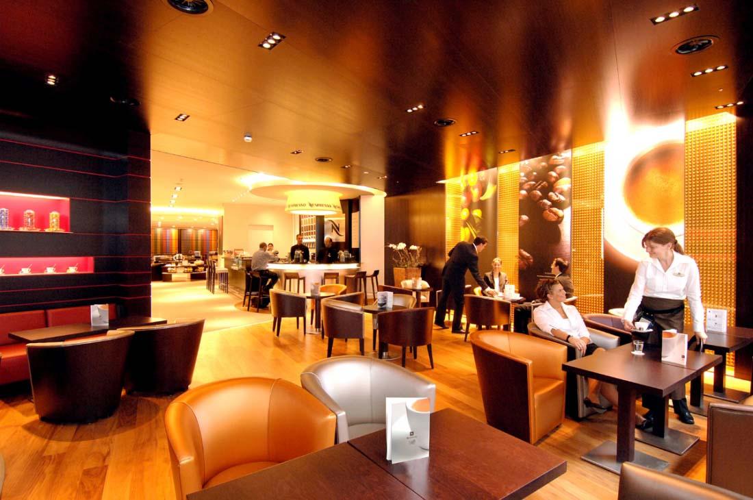 Nespresso | Zürich | Agence Francis Krempp & Concept Consult Architectes