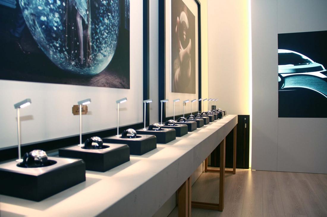 Corum | Stand Baselworld | Design / Pozzo di Borgo Styling SA