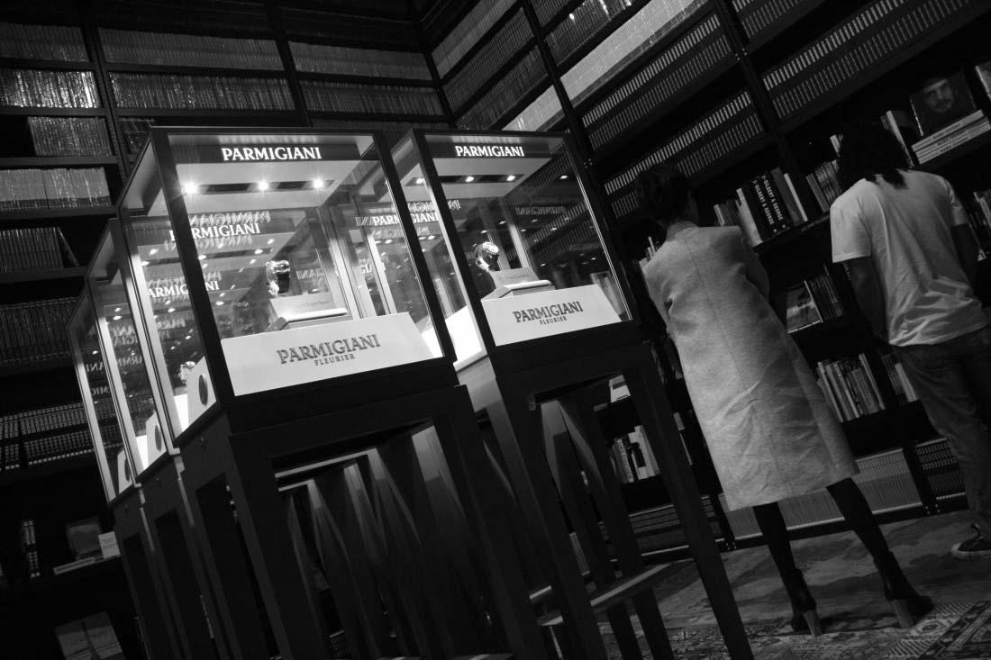 Parmigiani Fleurier | Vitrines | USA | CA&CO Architecture intérieure