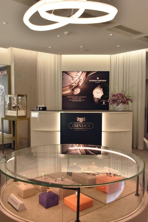 Boutique Zbinden | Montreux | Concept RS
