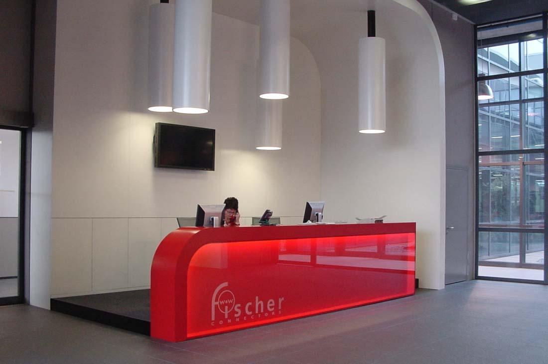 Fischer Connectors | St-Prex | Fehlmann Architectes SA
