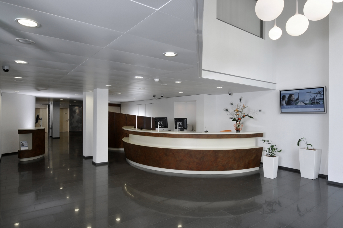 Banque Raiffeisen | Vevey | Atelier d'architecture et d'aménagement A Carré SA