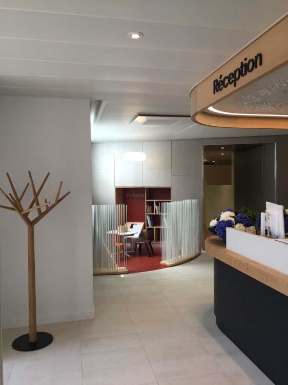 Centre de radiologie Affidea | Viège | Concept Consult Architectes