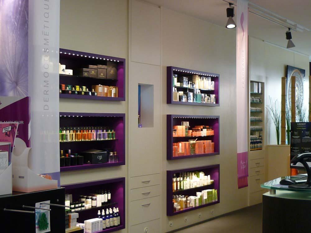 Pharmacie Sen'Su | Lausanne | Architecte Ferrari